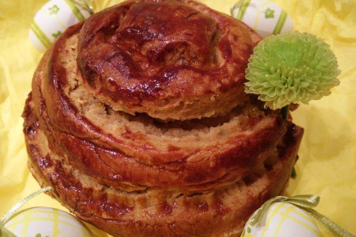 Portugese glutenvrij paasbrood
